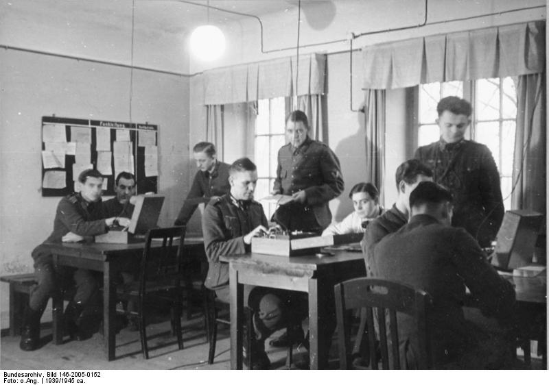 المخابرات العسكرية الألمانية