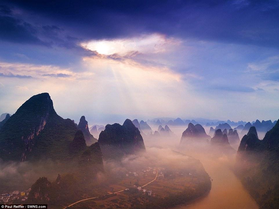 جوانجشي الصين