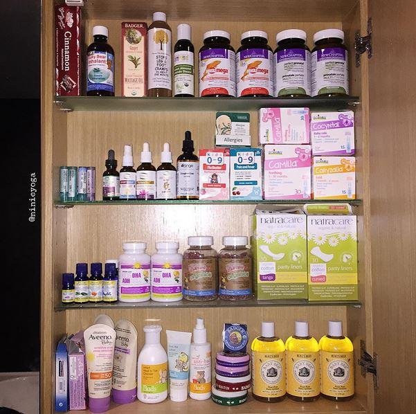 خزانة أدوية
