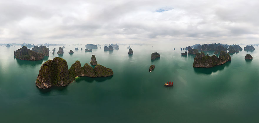 خليج ها لونج