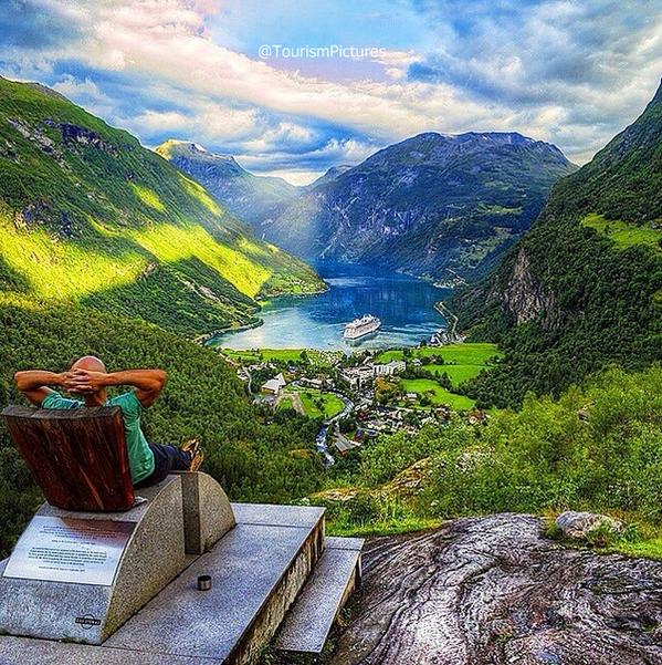 جيرانجير في النرويج