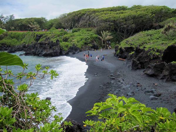 شواطئ جُزر هاواي