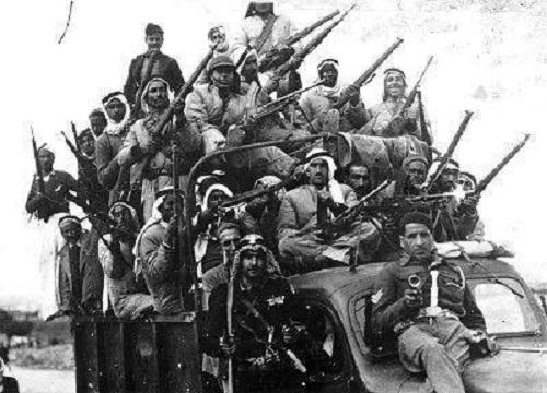 جنود من السعودية