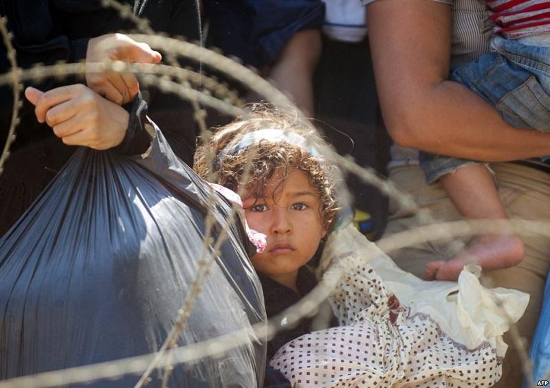 مهاجرون سوريون