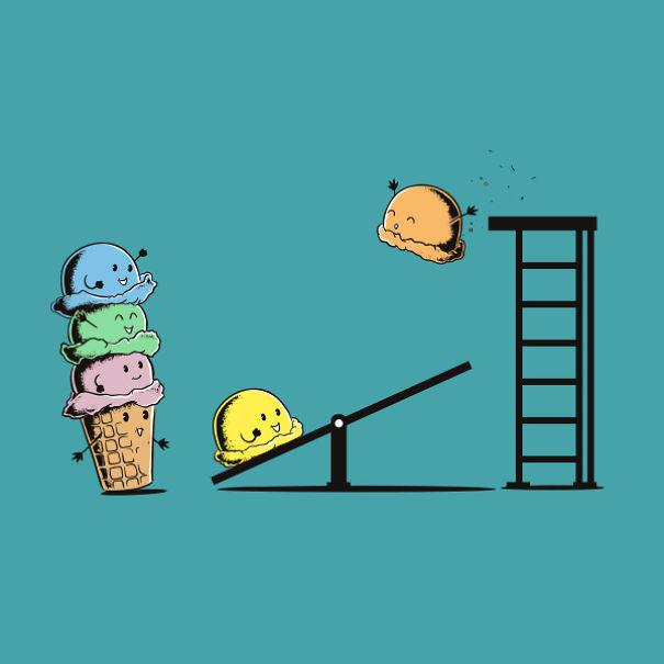مثلجات