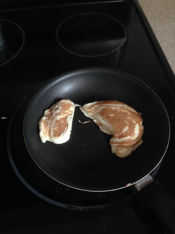 محاولا طبخ فاشلة