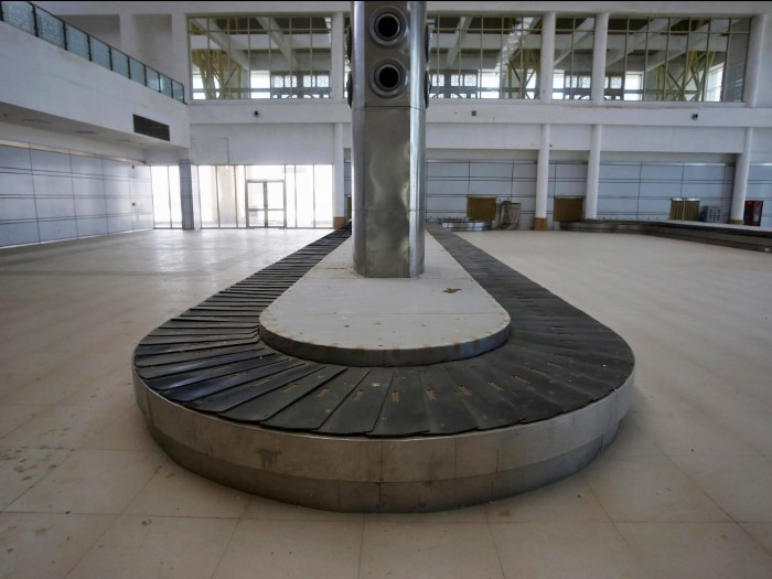 مطار الأشباح