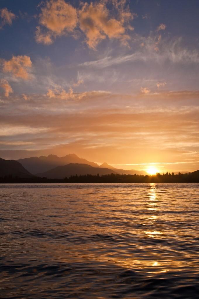 بحيرة هايز.