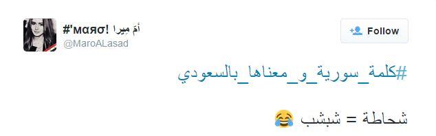 هاشتاج كلمة سورية7