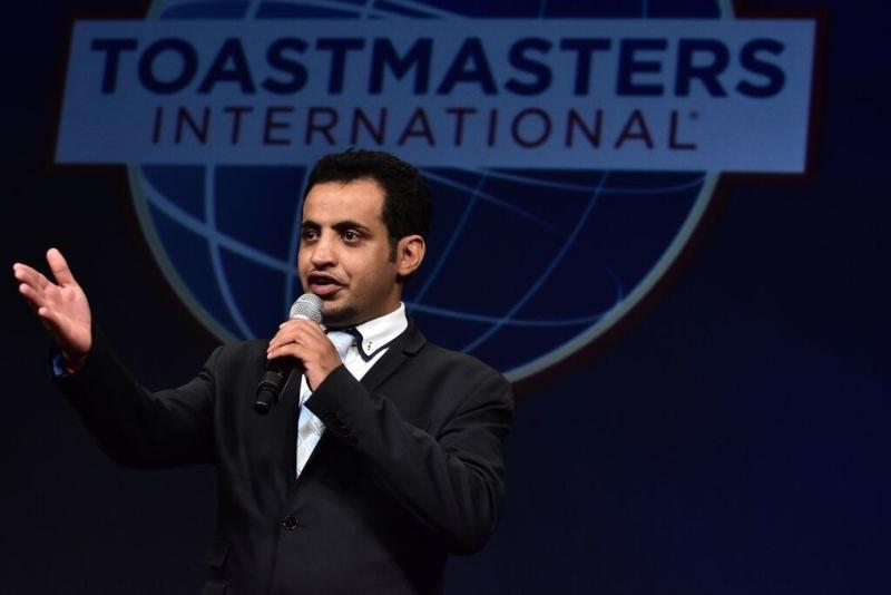 المهندس السعودي محمد القحطاني