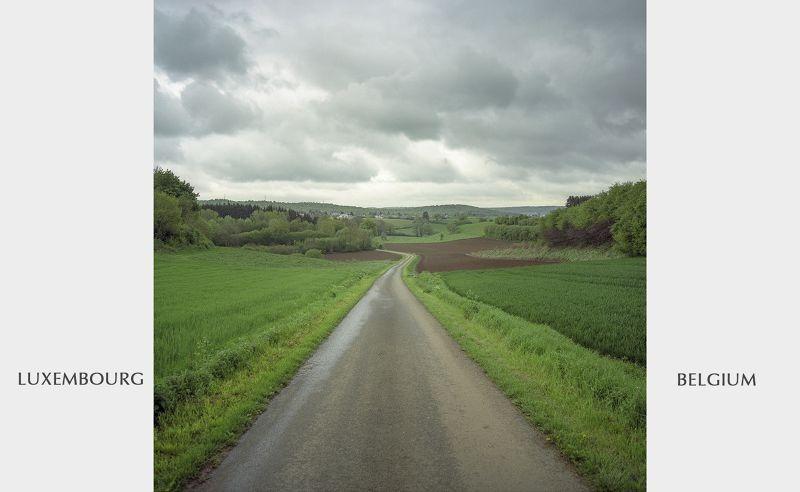 حدود بلجيكا لوكسومبورغ