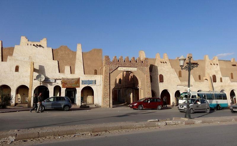 بوابة مدن مزاب في الجزائر