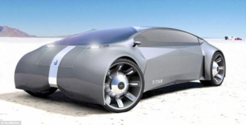 سيارات أبل ذاتية القيادة