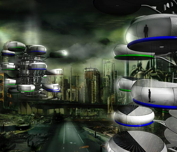 منازل المستقبل للحماية من الكوارث