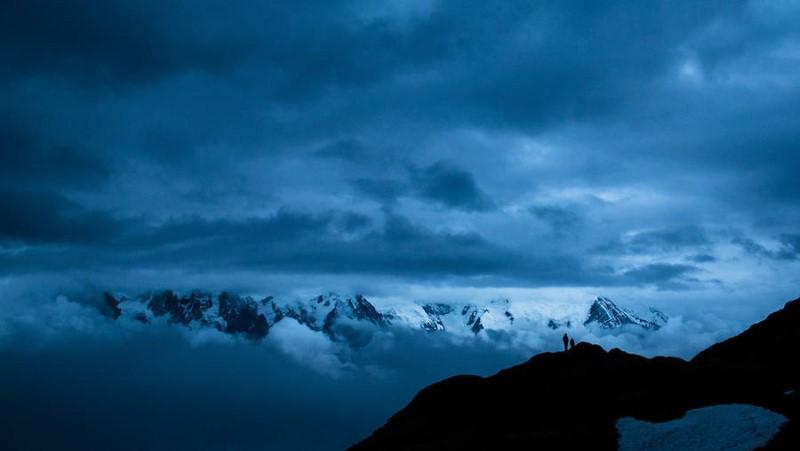 صور طبيعية ساحرة لـ جبال الألب الفرنسية