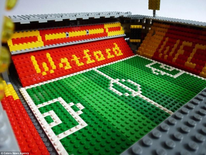 ملعب فيكاريدج روود - واتفورد