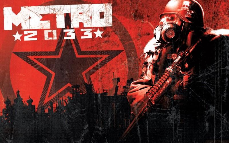 لعبة Metro 2033
