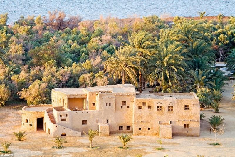 فندق أدرير أميلال سيوة مصر
