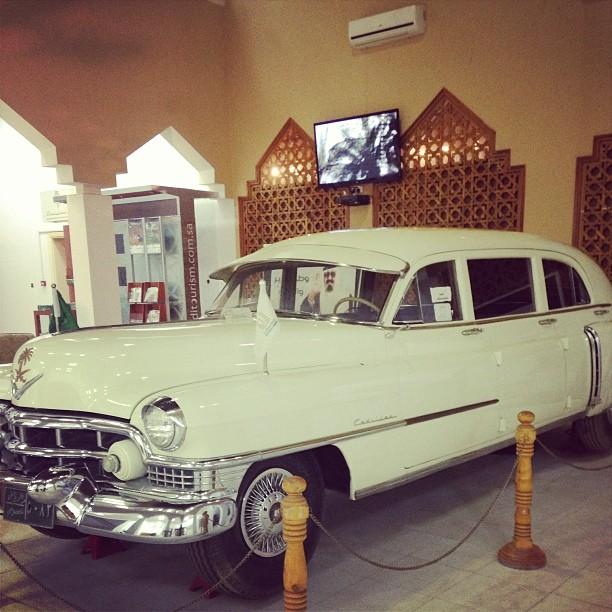 سيارات متحف بريده