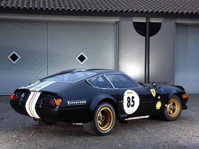 1970 فيراري 365 GTB-4 دايتونا كومبيتيزيوني