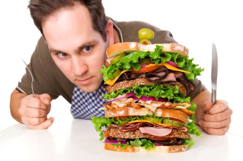 الريجيم يؤدي إلى زيادة الوزن