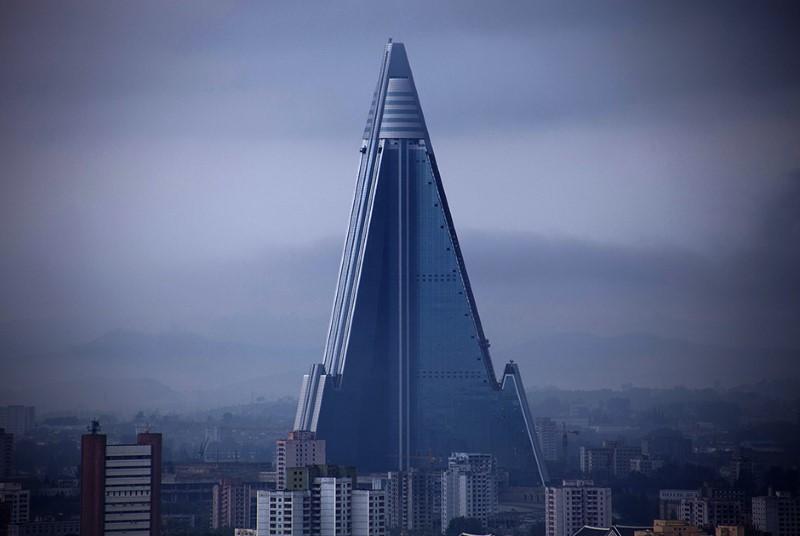 فندق ريوغيونغ في بيونغ يانغ
