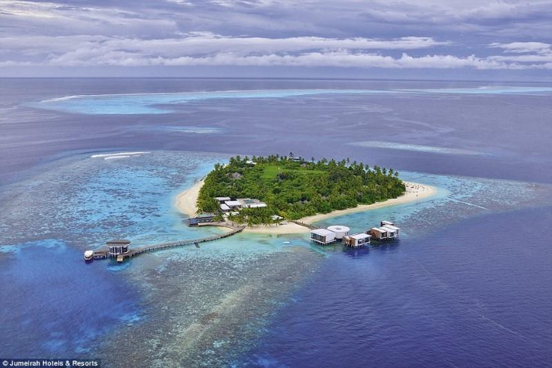 أروع الفنادق في جزر المالديف