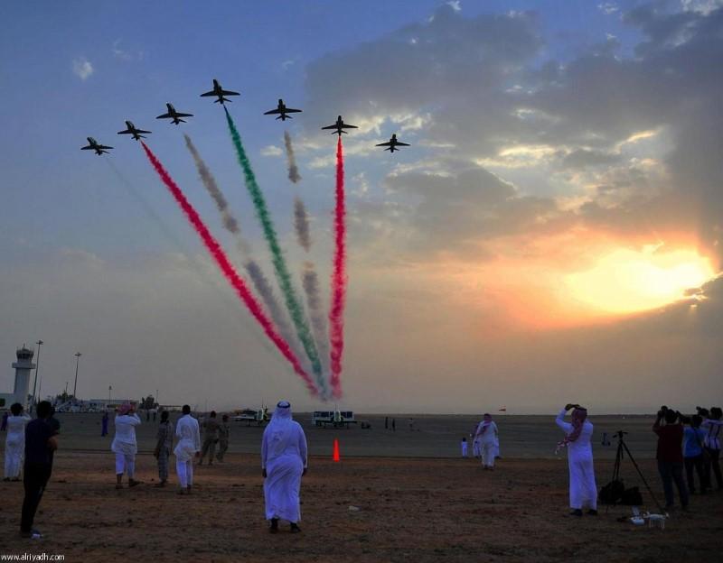 التحليق في سماء الباحة