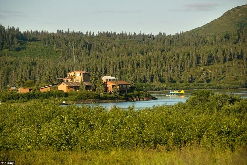 أروع الفنادق في ألاسكا