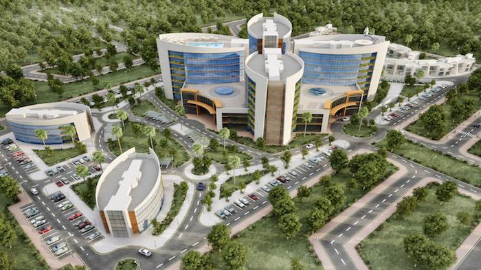 Burjeel Medical City