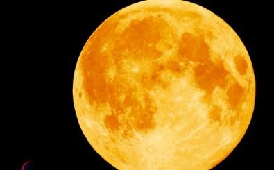 كيف ظهر القمر العملاق في مناطق المملكة؟
