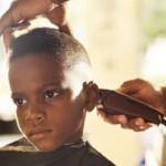 barber free haircut
