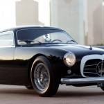 beauty of a classic car