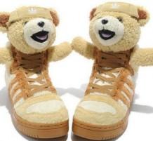 bizzare sneakers design