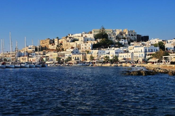 مدينة ناكسوس اليونانية 0309151