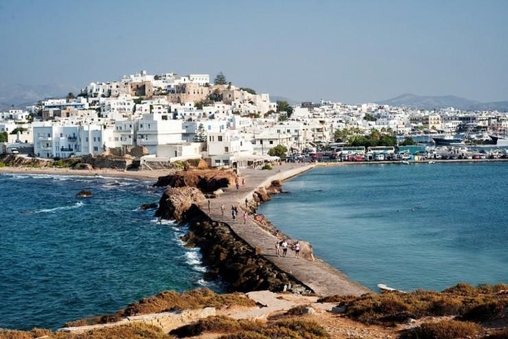 مدينة ناكسوس اليونانية 0309152