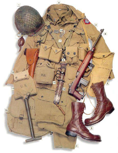 ملابس الجنود