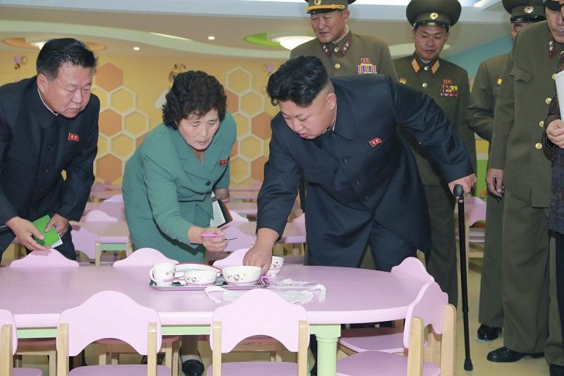 رئيس كوريا الشمالية 279155