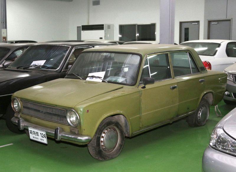 سيارة كيا فيات