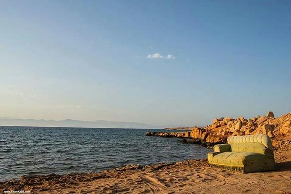 شاطئ راس الشيخ حميد