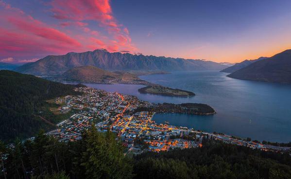 نيوزيلندا صور منوعة