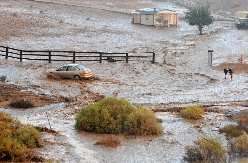 فيضانات بأمريكا