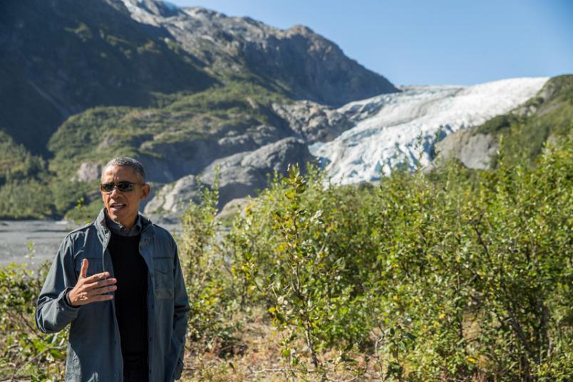 الرئيس الأمريكي أوباما