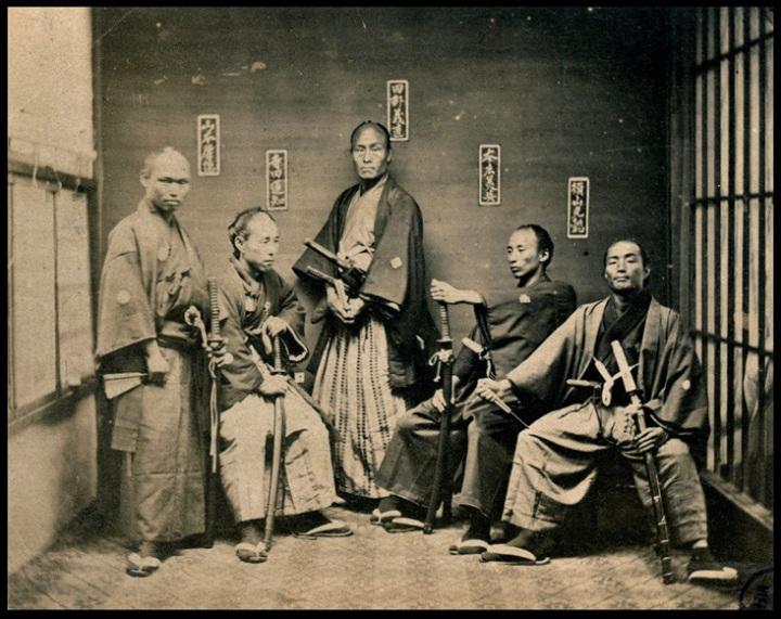 فرسان الساموراي