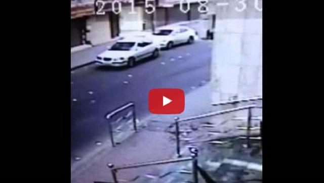 فيديو سرقة مال