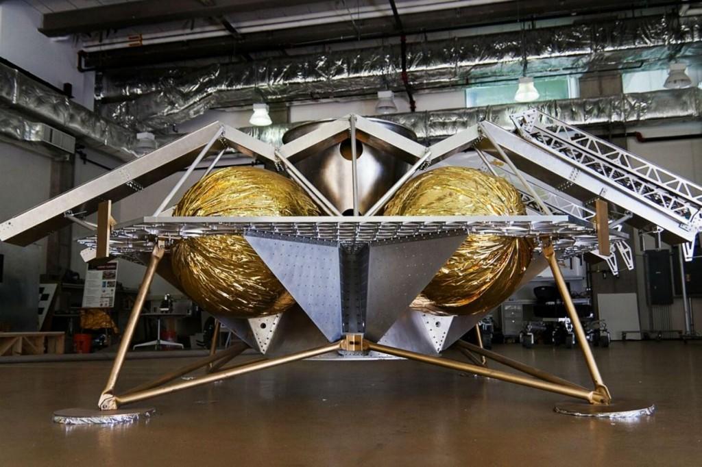 مركبة الفضاء للقمر