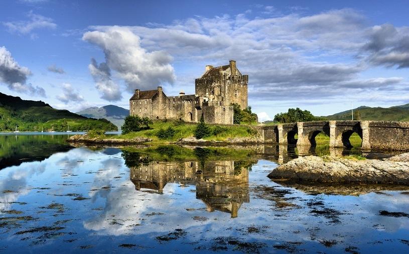 قلعة Eilean