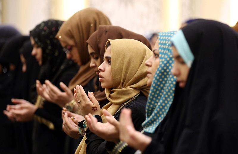نساء من العراق