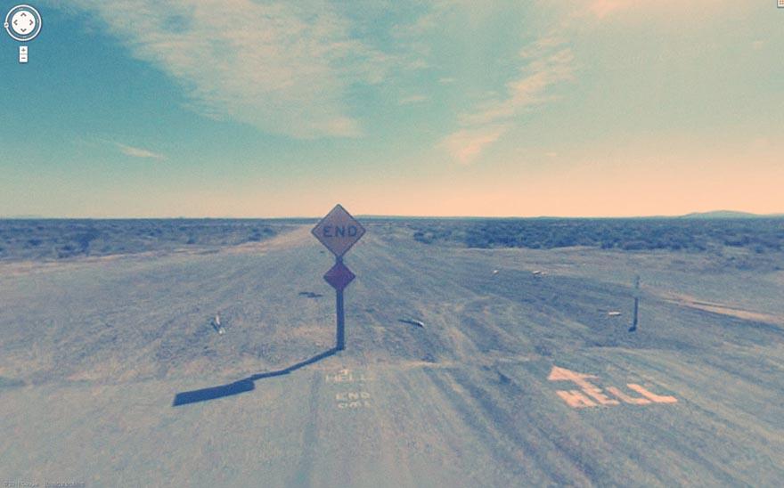 نهاية الطريق