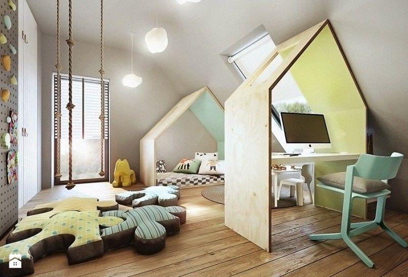 غرفة نوم أطفال ابداعية